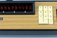 Tischrechner Casio AS-A von 1969