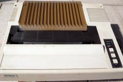 Matrixdrucker Epson FX-80+ von 1984
