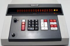 Tischrechner Facit 1125 von 1968