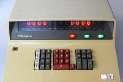 Tischrechner Olympia RAE 4/15 D1 von 1964