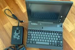 Notebook Texas Instruments TravelMate 3000 von 1991