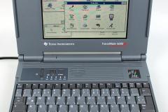 Notebook Texas Instruments TravelMate 4000M von 1994