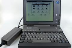 Notebook Texas Instruments TravelMate 4000 WinDX2 von 1993