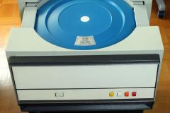 """WANG 2230 Festplatte 14"""" mit 2,5 MB fest und 2,5 MB wechselbar von 1975"""